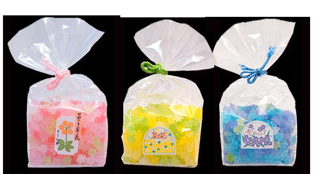 金平糖【大江戸あられの夏のお菓子】